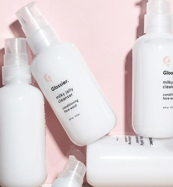 Obsessed with: Glossier Milky Jelly Cleanser