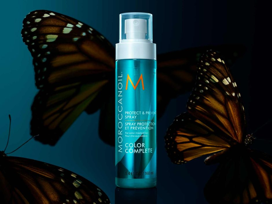 Obsessed with: Moroccan Oil Color Collection